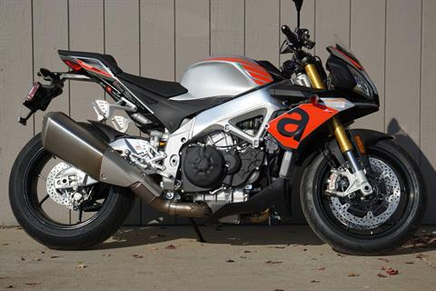 2018 Aprilia Tuono V4 1100 RR ABS in Elk Grove, California - Photo 1