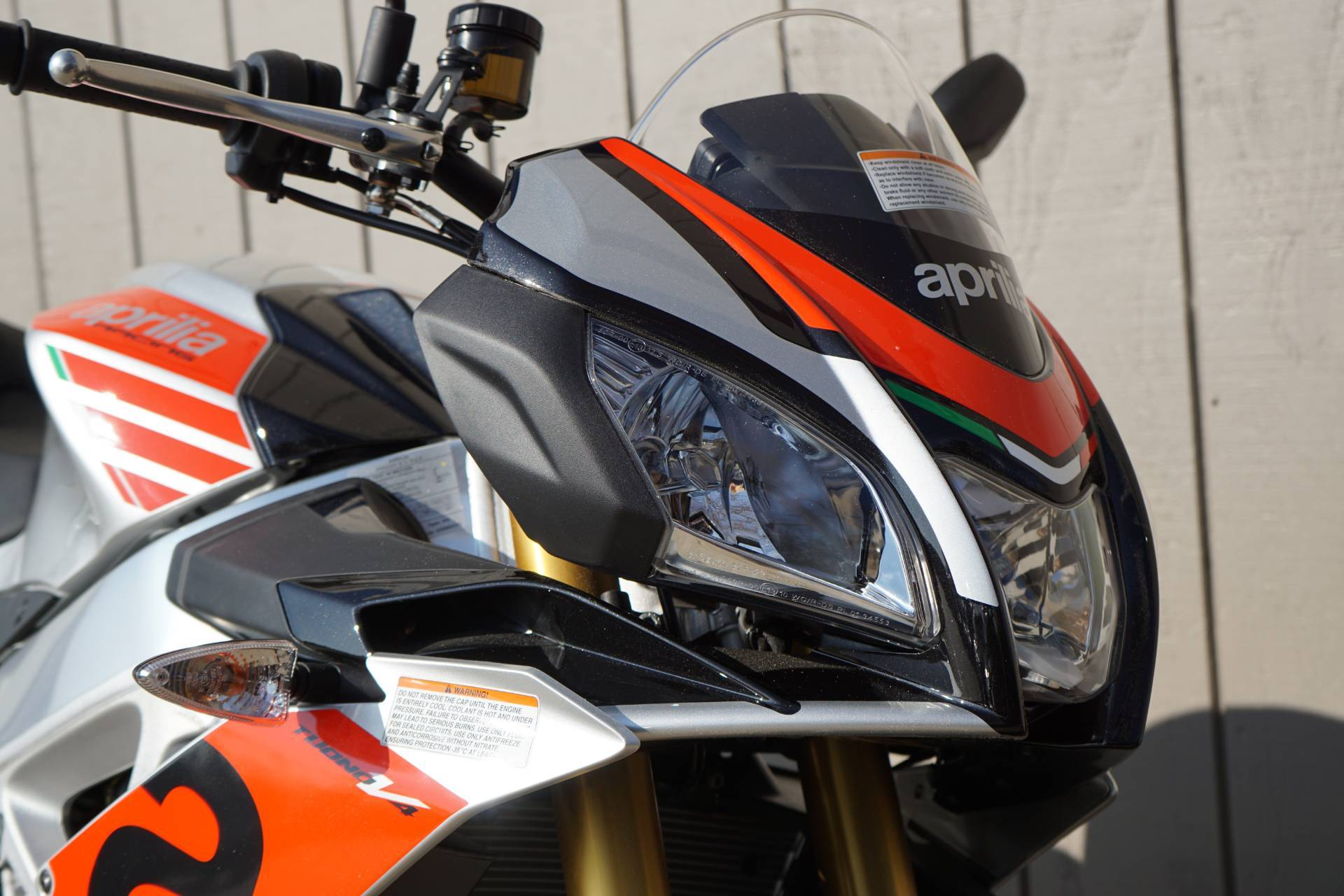 2018 Aprilia Tuono V4 1100 RR ABS in Elk Grove, California - Photo 6