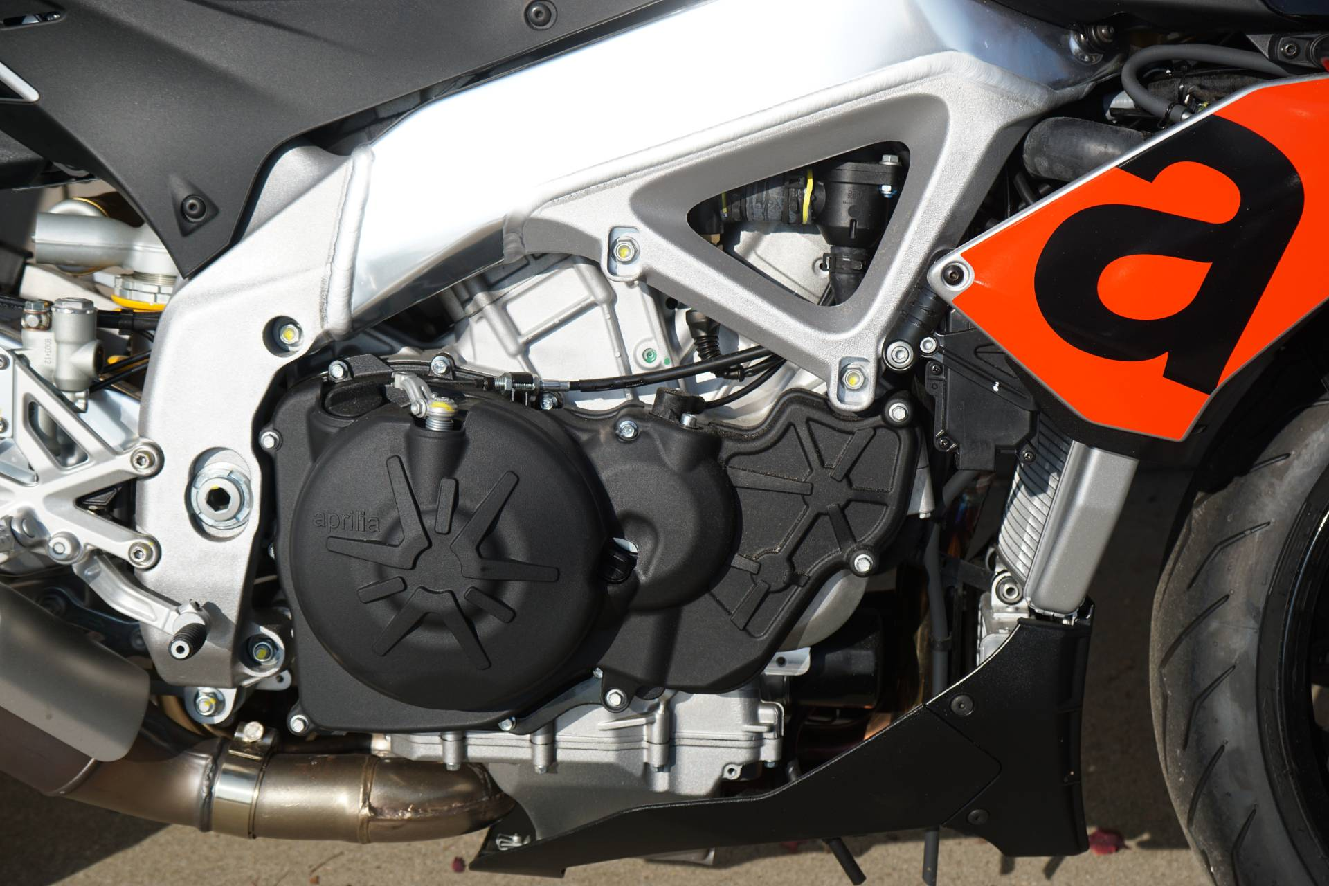 2018 Aprilia Tuono V4 1100 RR ABS 9