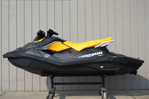 2019 Sea-Doo Spark 3up 900 H.O. ACE iBR, Convenience Package + Sound System in Elk Grove, California