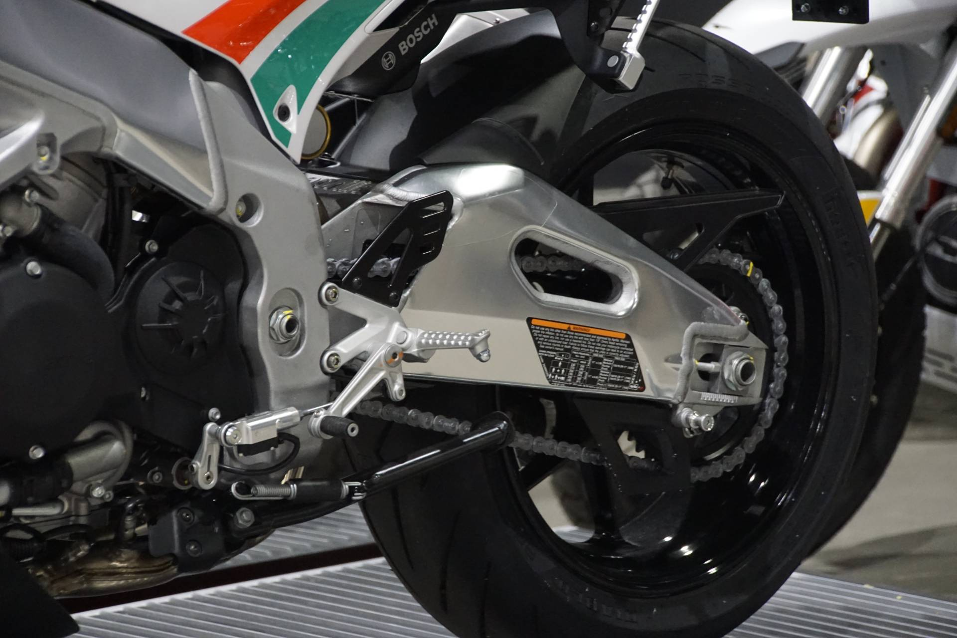 2020 Aprilia Tuono V4 1100 RR Misano Limited Edition in Elk Grove, California - Photo 3
