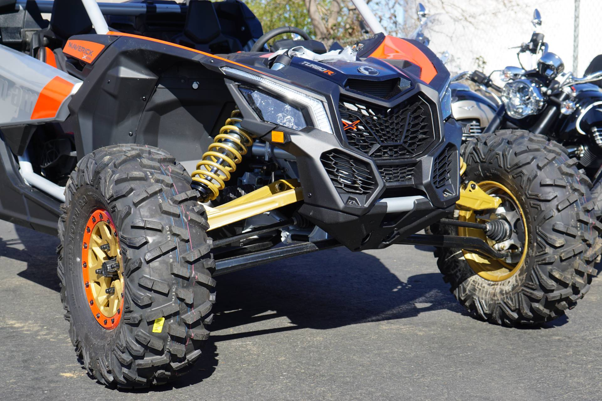 2019 Can-Am Maverick X3 X rs Turbo R in Elk Grove, California - Photo 2