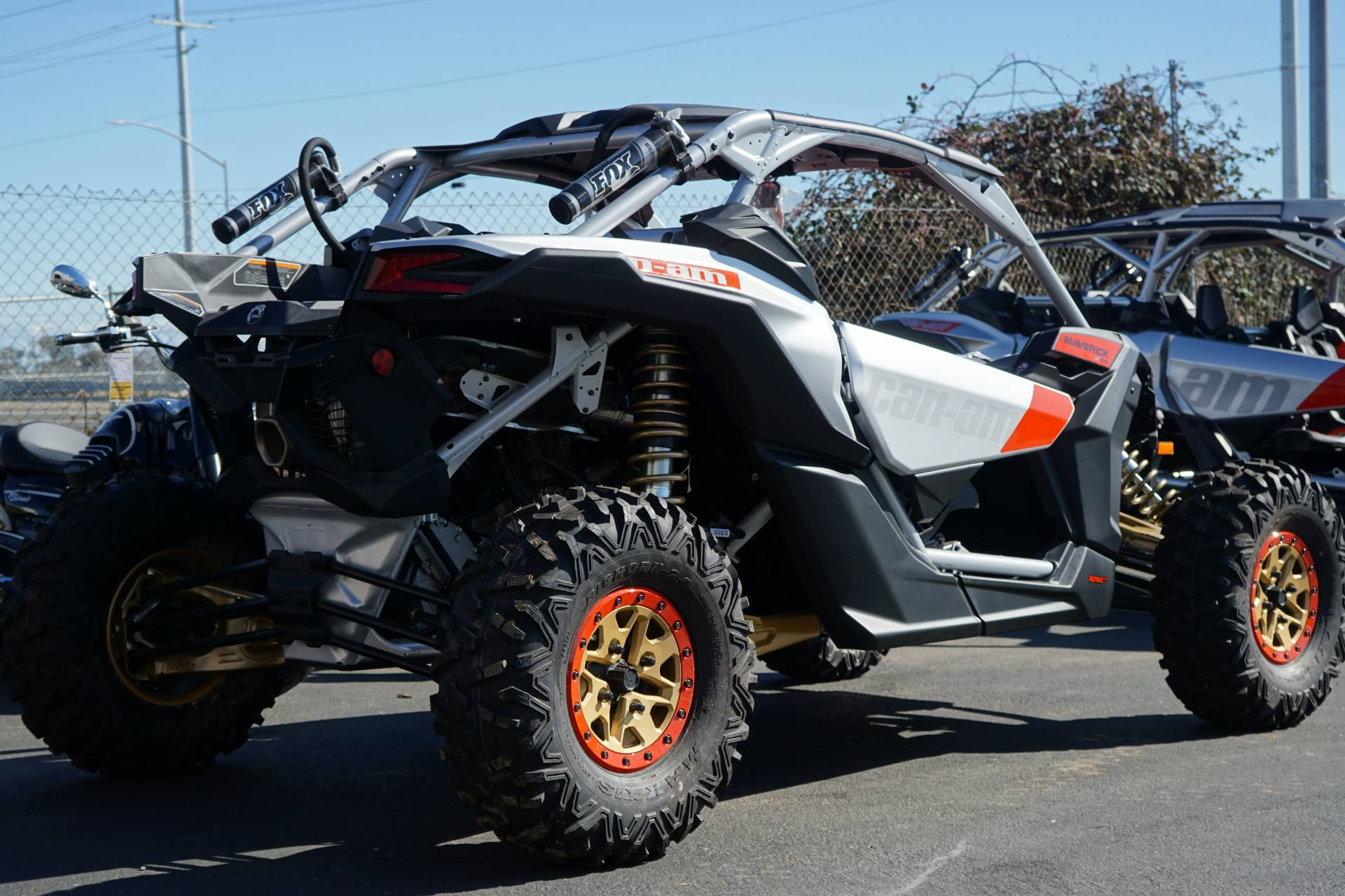 2019 Can-Am Maverick X3 X rs Turbo R in Elk Grove, California - Photo 6