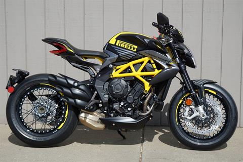2019 MV Agusta DRAGSTER RR PIRELLI in Elk Grove, California
