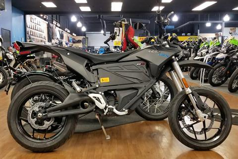 2018 Zero Motorcycles FXS Integrated ZF7.2 in Elk Grove, California