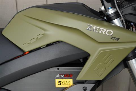 2018 Zero Motorcycles DS ZF13.0 + Power Tank in Elk Grove, California