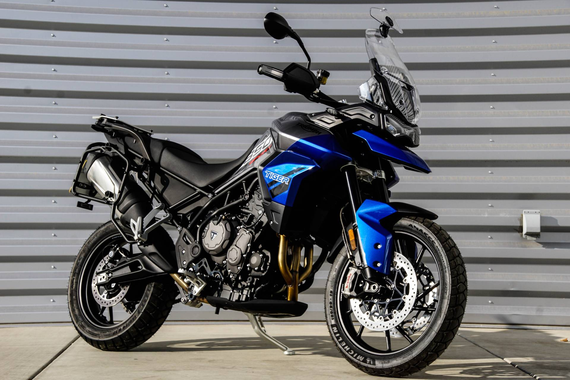 2021 Triumph Tiger 850 Sport in Elk Grove, California - Photo 2