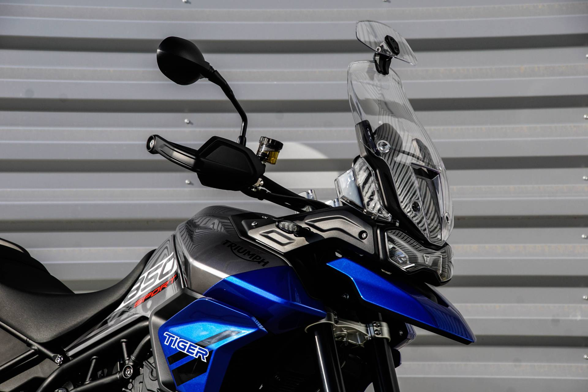 2021 Triumph Tiger 850 Sport in Elk Grove, California - Photo 4