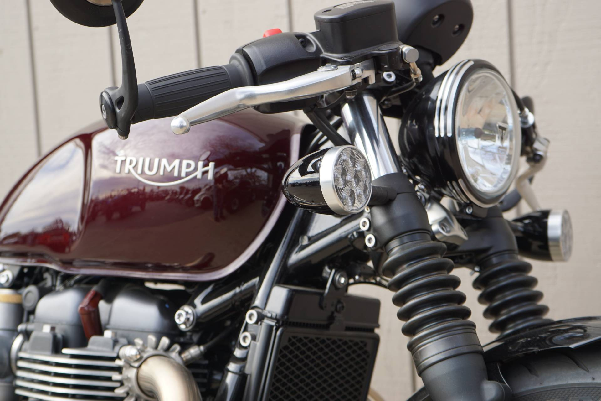 2018 Triumph Bonneville Bobber In Elk Grove California
