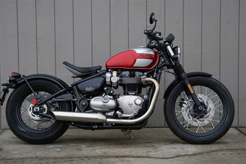 2019 Triumph Bonneville Bobber in Elk Grove, California - Photo 2