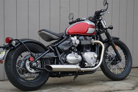 2019 Triumph Bonneville Bobber in Elk Grove, California - Photo 13