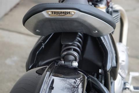 2019 Triumph Bonneville Bobber in Elk Grove, California - Photo 14