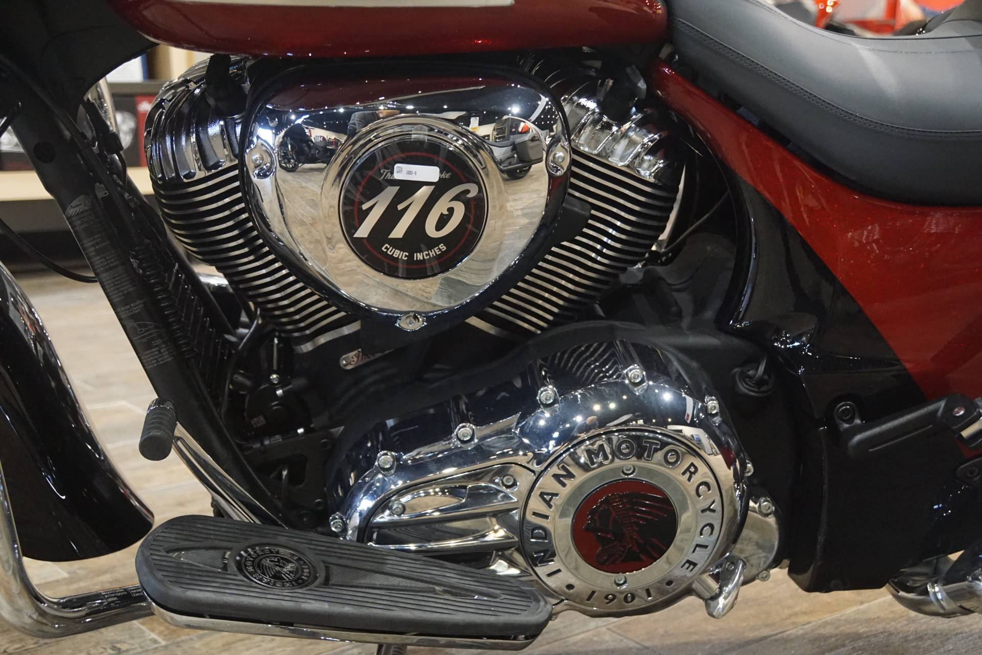 2020 Indian Chieftain® Elite in Elk Grove, California - Photo 16
