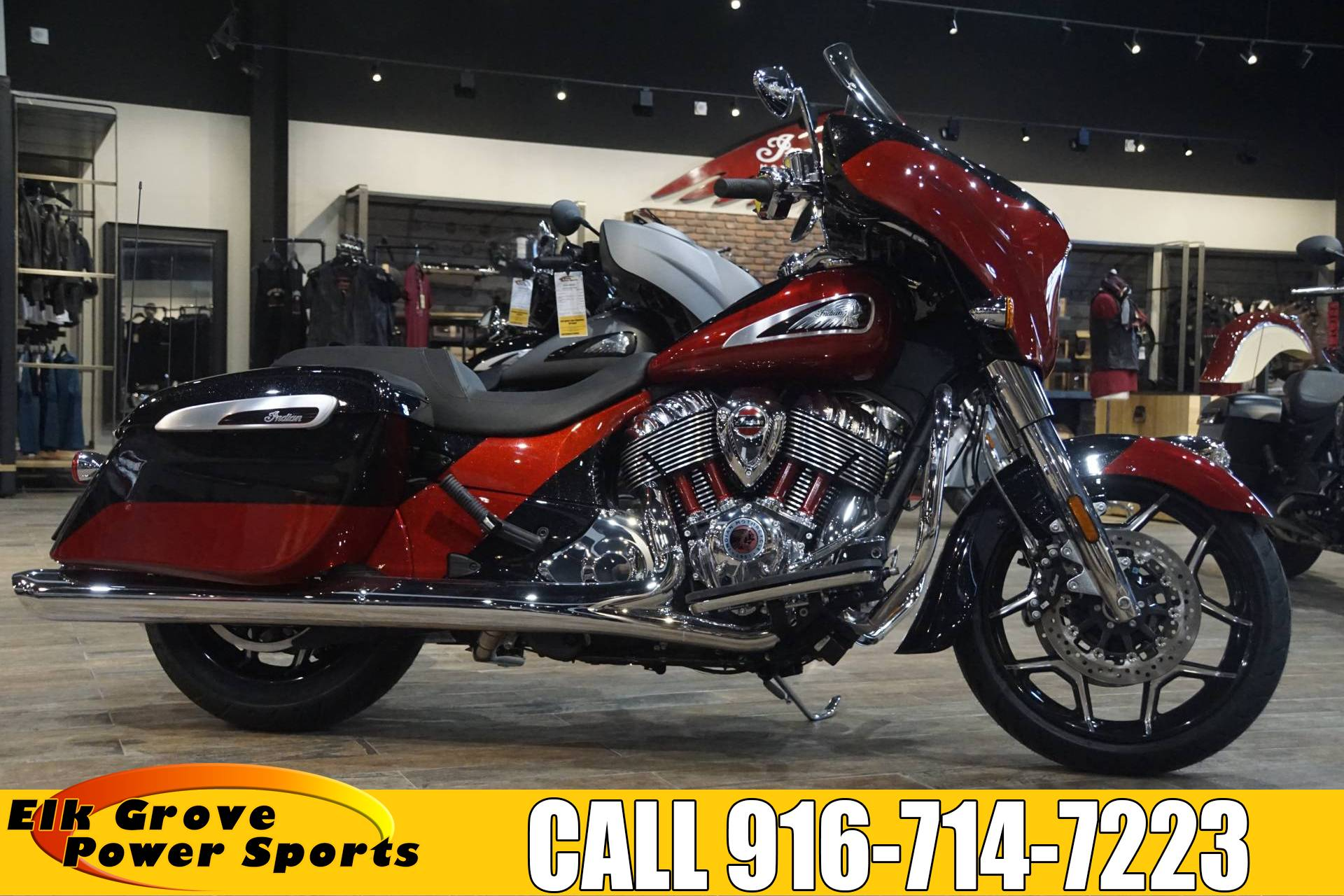 2020 Indian Chieftain® Elite in Elk Grove, California - Photo 1