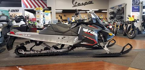 2018 Ski-Doo Summit Sport 600 Carb in Elk Grove, California