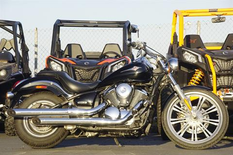 2007 Kawasaki Vulcan® 900 Custom in Elk Grove, California - Photo 1