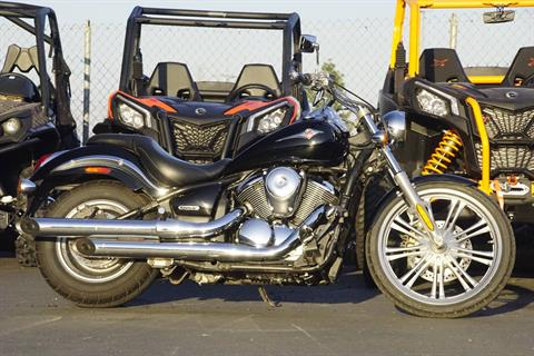 2007 Kawasaki Vulcan® 900 Custom in Elk Grove, California - Photo 2
