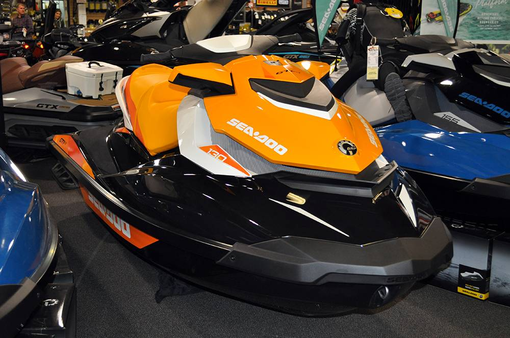 2018 Sea-Doo GTI SE 130 for sale 20077