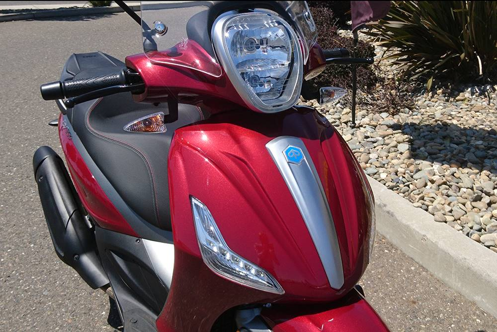 2018 Piaggio BV 350 ABS in Elk Grove, California