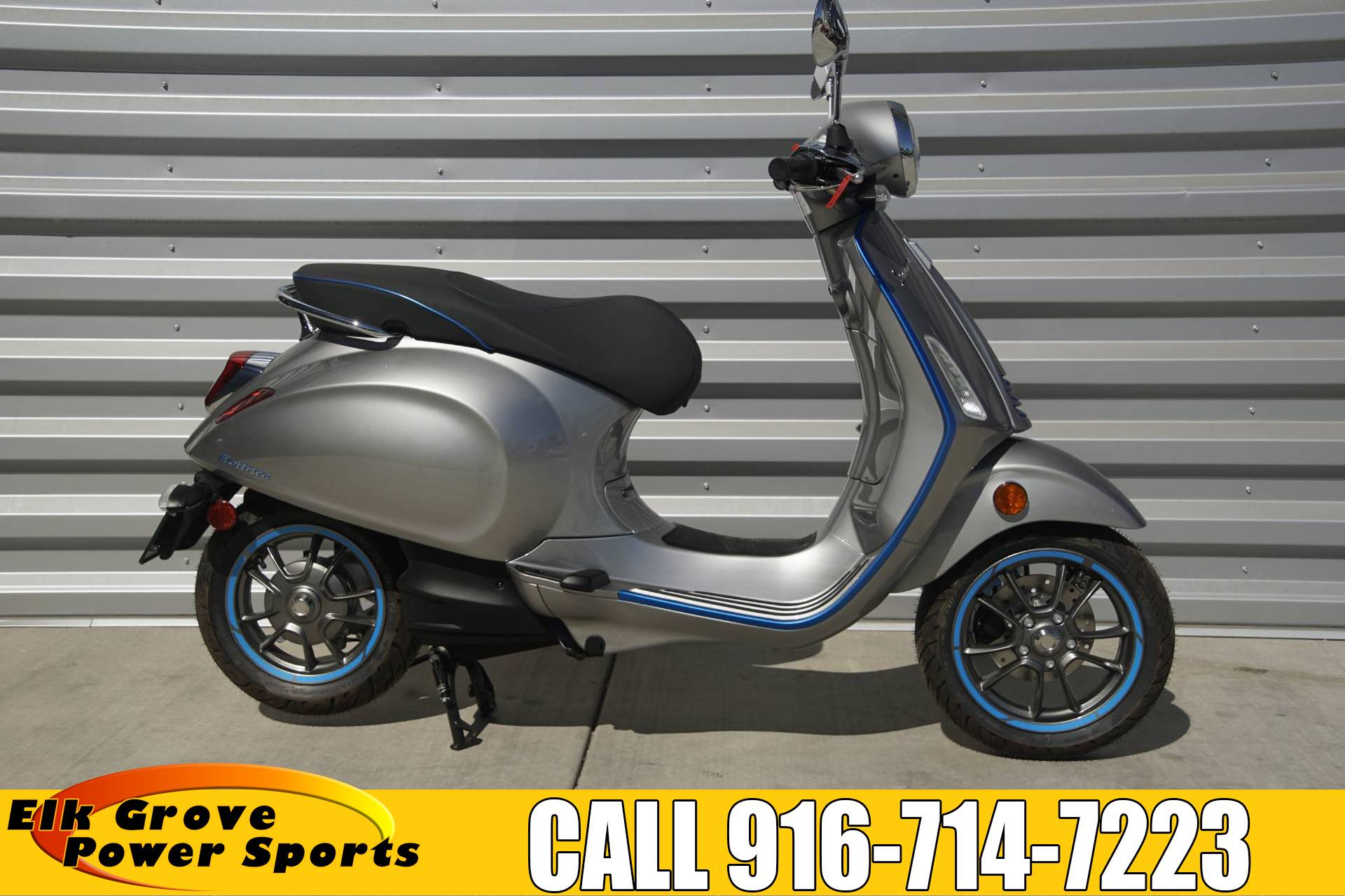 2020 Vespa Elettrica 30 MPH in Elk Grove, California - Photo 1