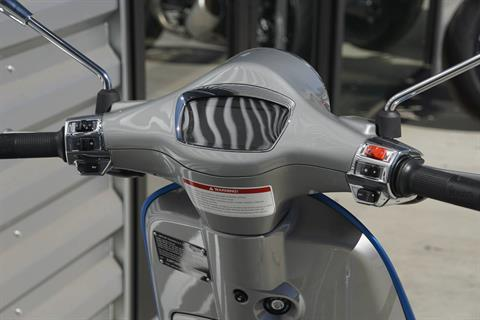 2020 Vespa Elettrica 30 MPH in Elk Grove, California - Photo 10