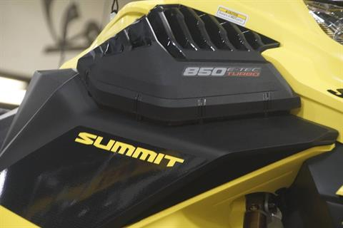 2020 Ski-Doo Summit 165 850 E-TEC Turbo SHOT in Elk Grove, California - Photo 4
