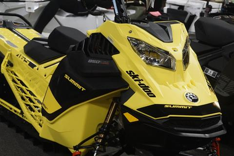 2020 Ski-Doo Summit 165 850 E-TEC Turbo SHOT in Elk Grove, California - Photo 5