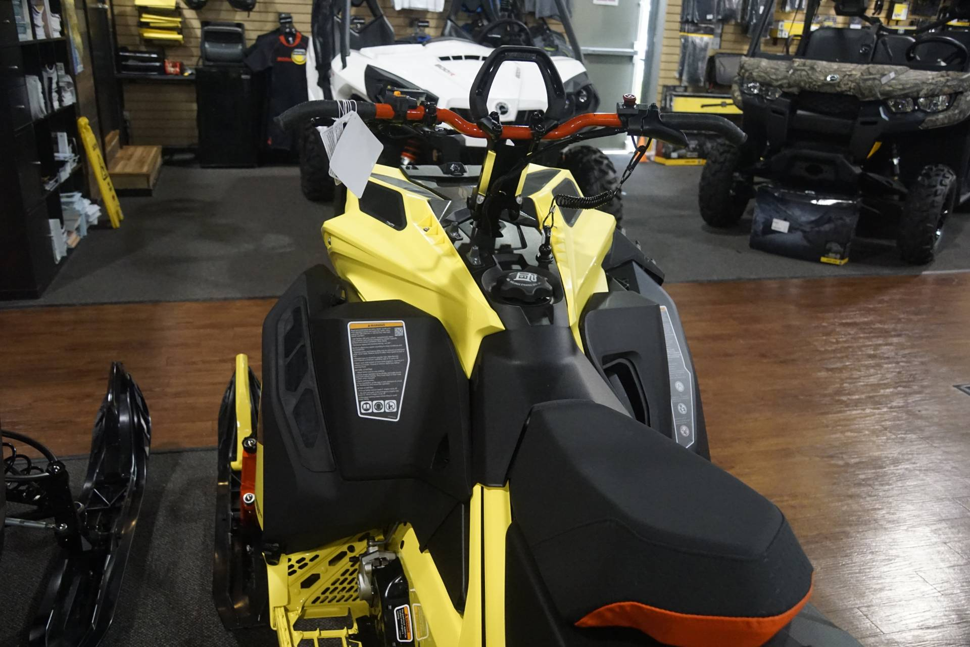 2020 Ski-Doo Summit 165 850 E-TEC Turbo SHOT in Elk Grove, California - Photo 13