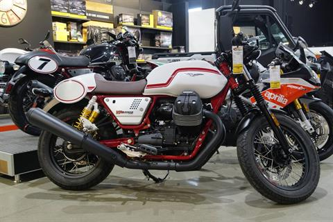 2020 Moto Guzzi V7 III Racer LE in Elk Grove, California - Photo 2