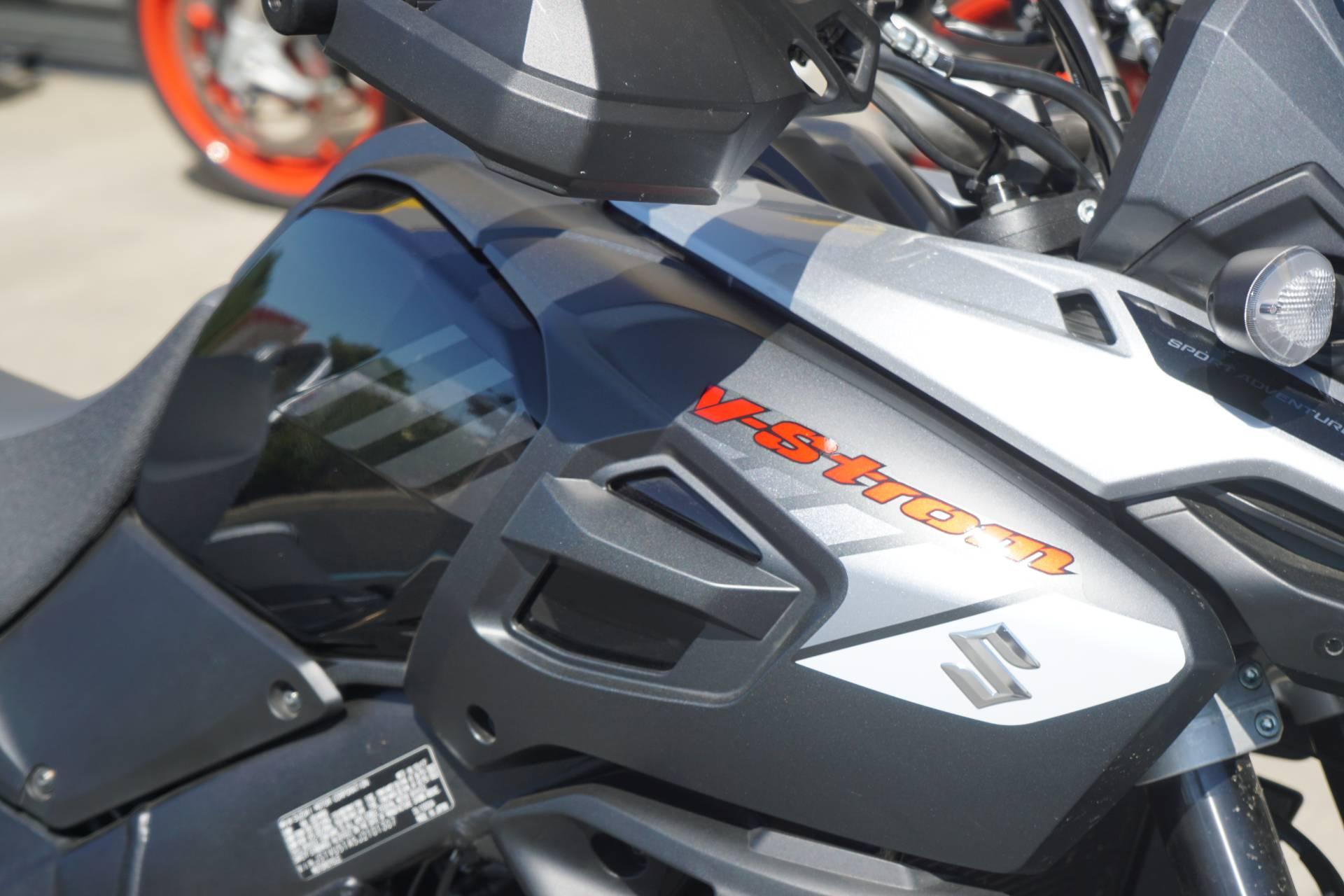 2018 Suzuki V-Strom 1000XT 9