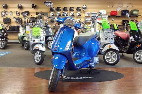 2016 Vespa Sprint 150 ABS in Elk Grove, California
