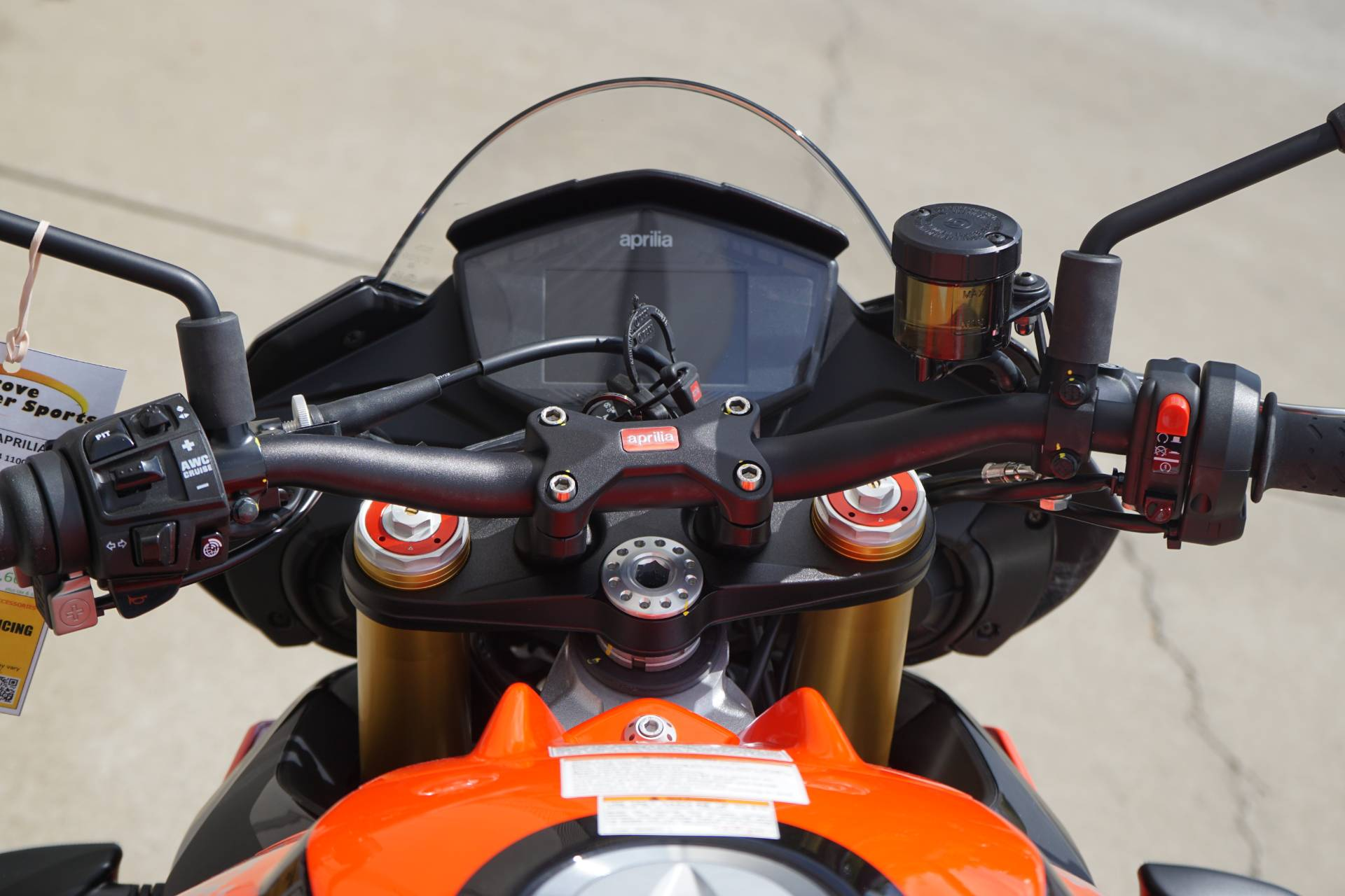 2019 Aprilia Tuono V4 1100 RR ABS in Elk Grove, California