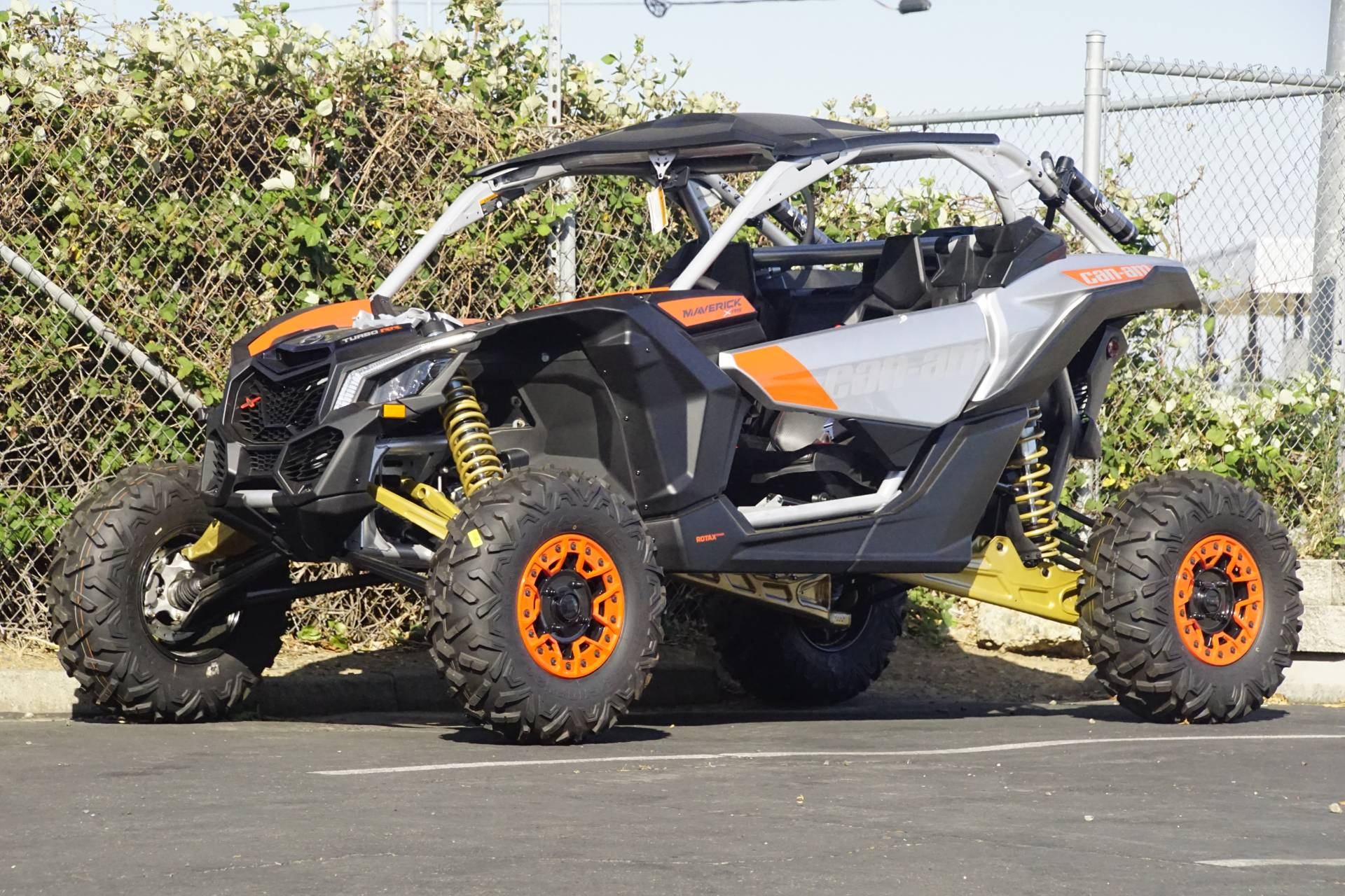 2020 Can-Am Maverick X3 X RS Turbo RR in Elk Grove, California - Photo 1