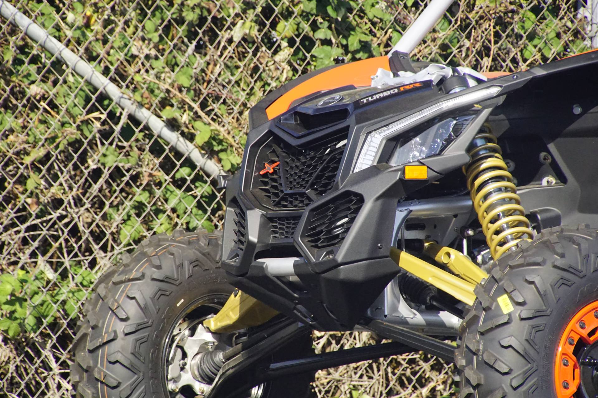 2020 Can-Am Maverick X3 X RS Turbo RR in Elk Grove, California - Photo 4