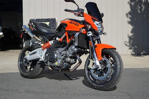 2013 Aprilia Shiver 750  in Elk Grove, California