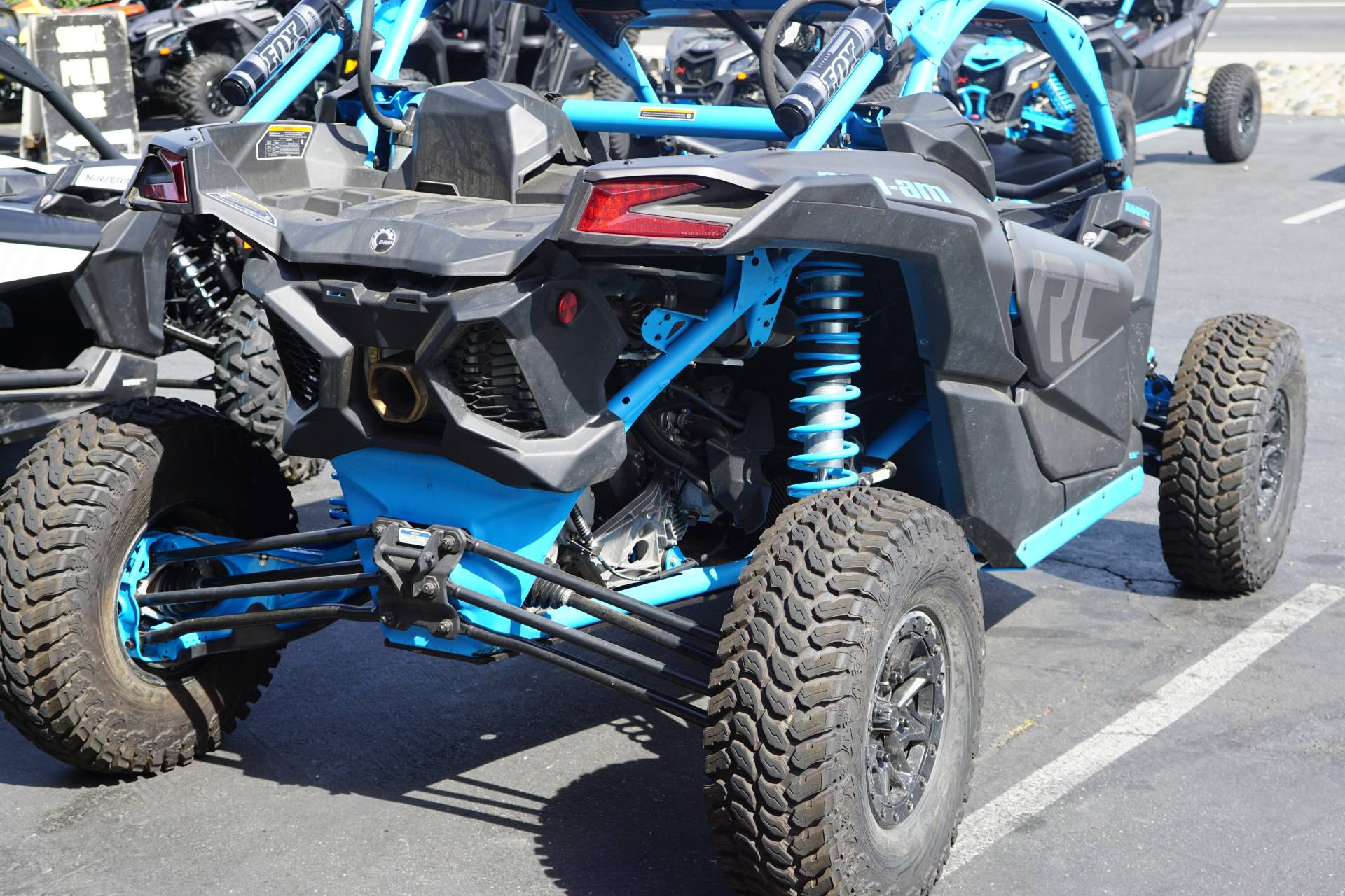 2019 Can-Am Maverick X3 X rc Turbo R in Elk Grove, California - Photo 6