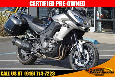 2016 Kawasaki Versys 1000 LT in Elk Grove, California