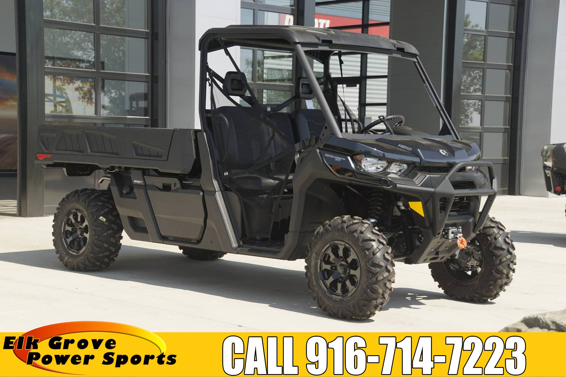 2020 Can-Am Defender Pro XT HD10 in Elk Grove, California - Photo 1