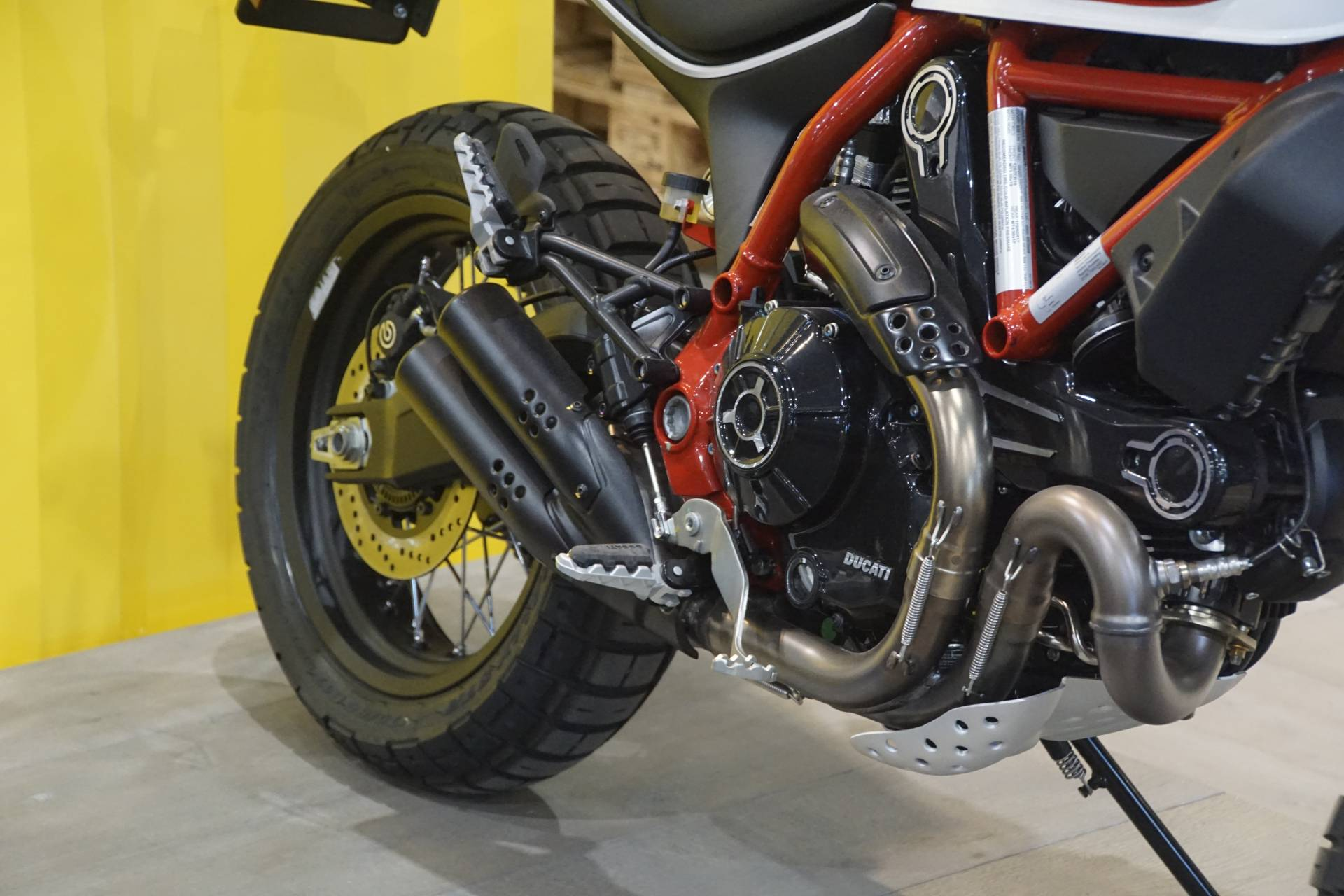 2020 Ducati Scrambler Desert Sled in Elk Grove, California - Photo 5