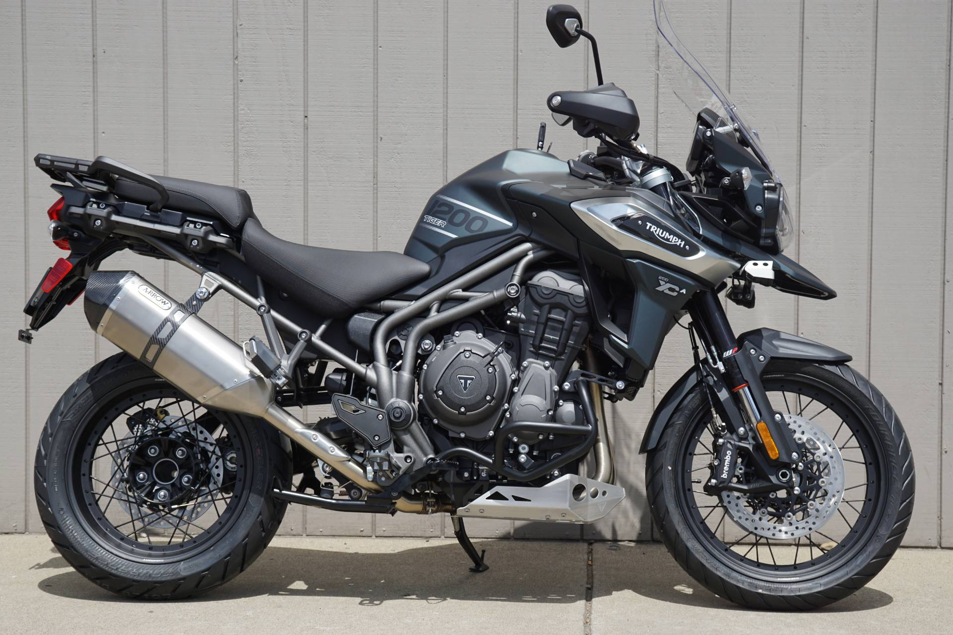 2019 Triumph Tiger 1200 XCa in Elk Grove, California - Photo 1