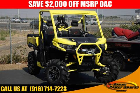 2018 Can-Am Defender X mr HD10 in Elk Grove, California