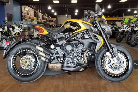 2017 MV Agusta Dragster 800 RR in Elk Grove, California