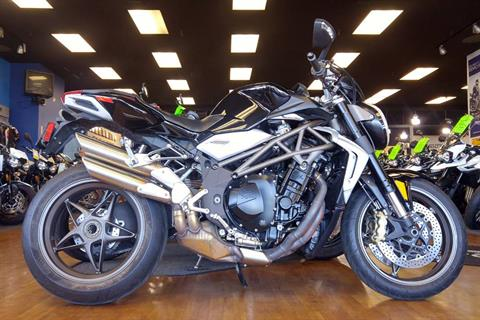 2010 MV Agusta Brutale 990R in Elk Grove, California
