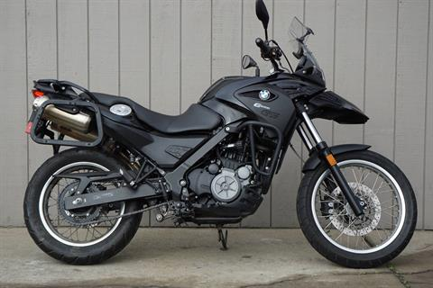 2014 BMW G 650 GS in Elk Grove, California