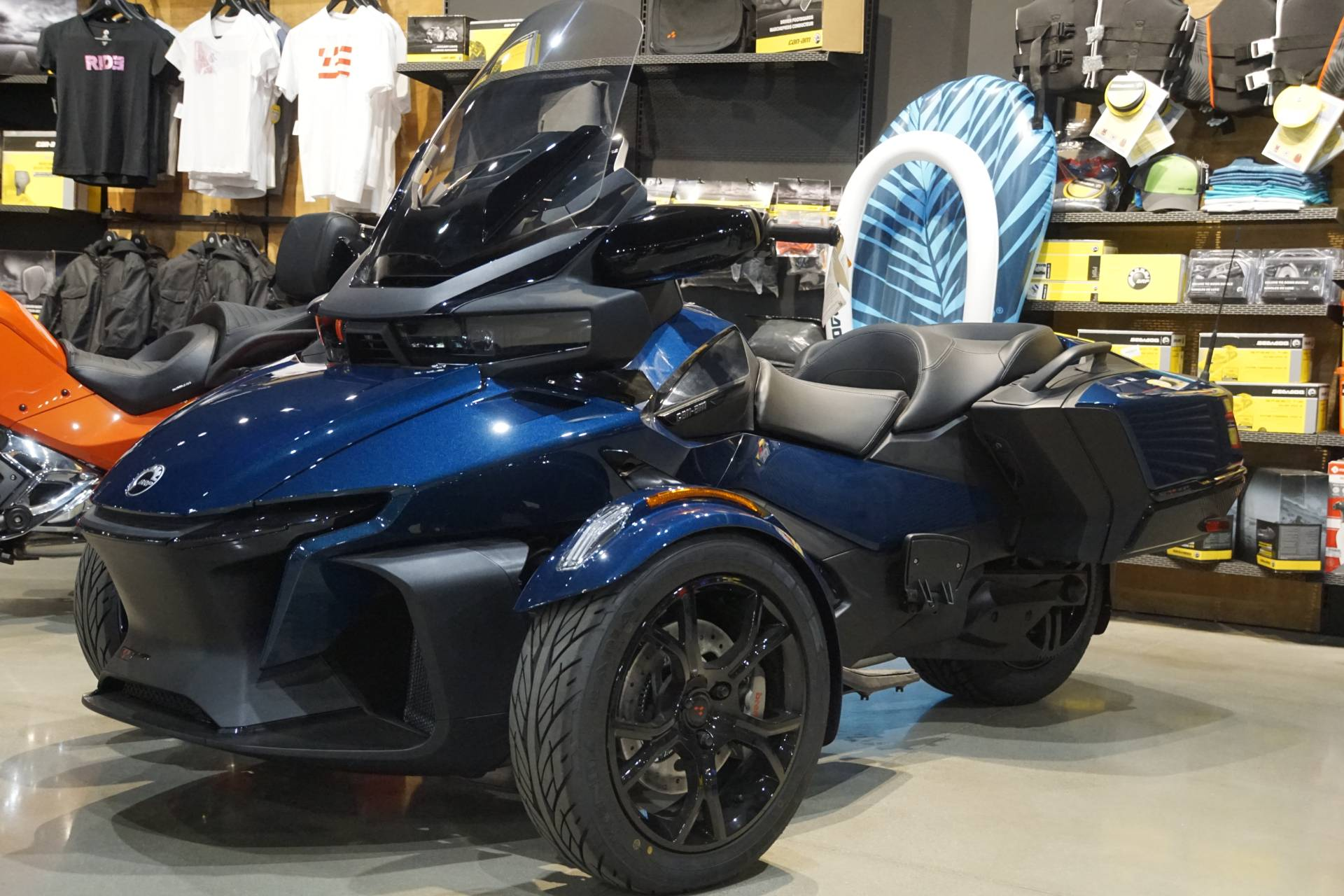 2020 Can-Am Spyder RT in Elk Grove, California - Photo 1