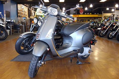 2016 Vespa SPRINT 150 SPORT ABS in Elk Grove, California
