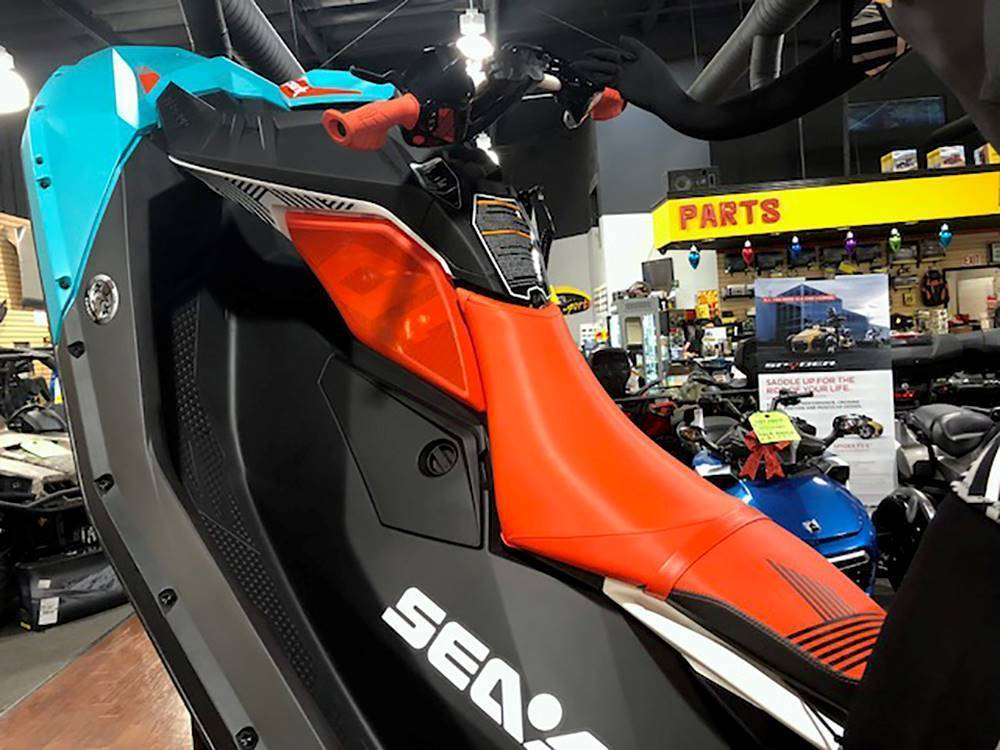 2018 Sea-Doo Spark 2up Trixx iBR in Elk Grove, California