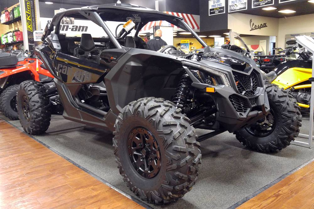 2018 Can-Am™ Maverick X3 X rs Turbo R 2