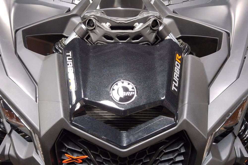 2018 Can-Am™ Maverick X3 X rs Turbo R 5