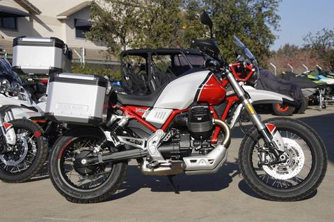 2020 Moto Guzzi V85 TT Adventure in Elk Grove, California - Photo 2